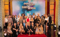 Dancing with the Stars Season 20 Cast