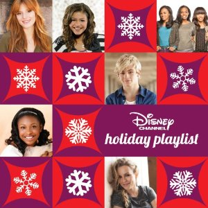 Disney Channel Holiday Playlist