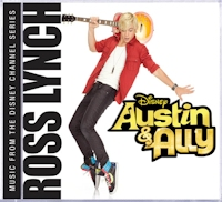Austin & Ally Soundtrack Cover