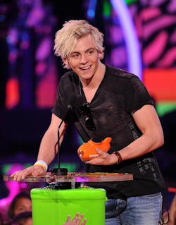 Ross Lynch - Favorite TV Actor