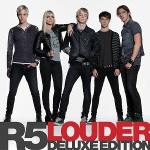 R5 - Louder Deluxe Edition Japan