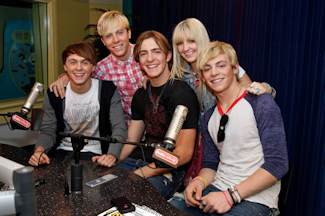 R5 Radio Disney Takeover Loud Planet Premiere