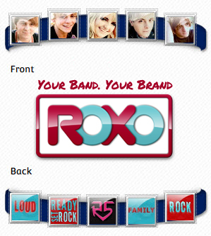 R5 ROXO Bands