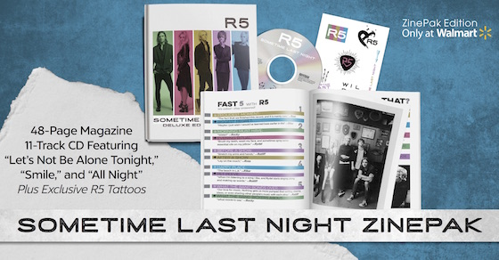 Sometime Last Night ZinePak