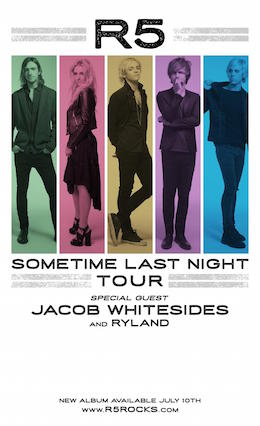 R5 - Sometime Last Night Tour