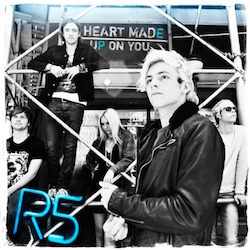 R5 - Heart Made Up On You EP
