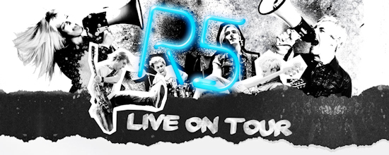 R5 Louder World Tour 2014