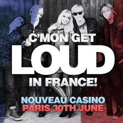 R5 Performing at Nouveau Casino in Paris June 30th