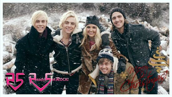 Merry Christmas R5Family