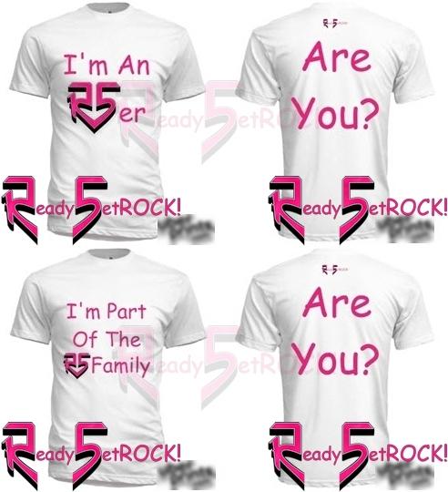 R5R! T-Shirts