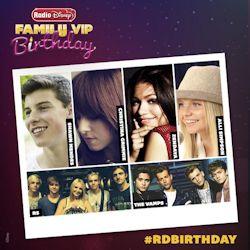 Radio Disney Family VIP Birthday Concert