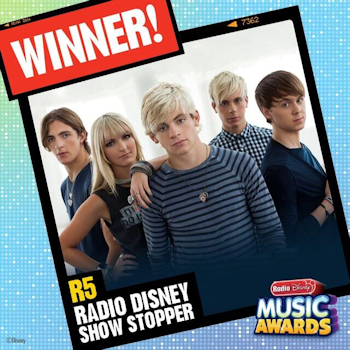 R5 - Radio Disney Show Stopper