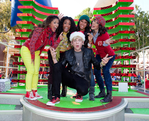 Ross Lynch 2012 Disney Parks Christmas Day Parade