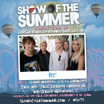 Show of the Summer 2015