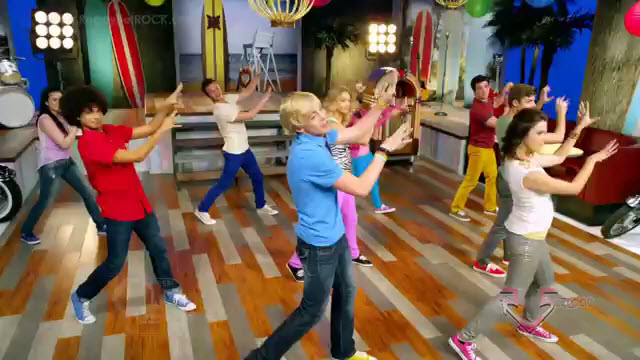 Teen Beach Movie Dance Along - Surf's Up
