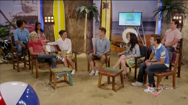Teen Beach Movie Cast Live Chat