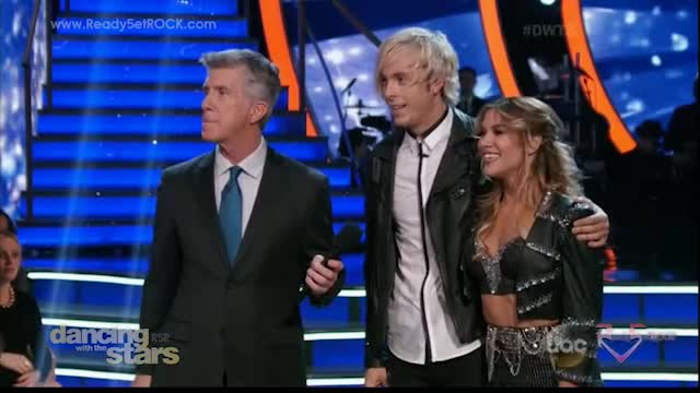 Dancing with the Stars Season 20 - Riker and Allison - Week 1