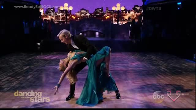 Dancing with the Stars Season 20 - Riker and Allison - Week 2