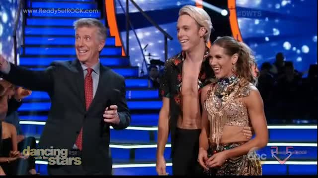 Dancing with the Stars Season 20 - Riker and Allison - Week 3