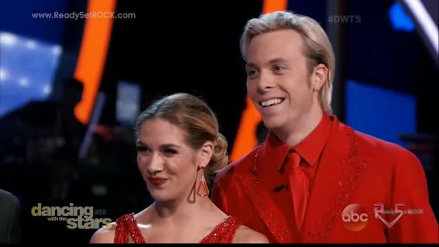 Dancing with the Stars Season 20 - Riker and Allison - Week 4