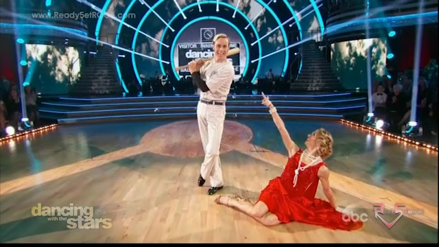 Dancing with the Stars Season 20 - Riker and Allison - Week 7