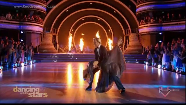 Dancing with the Stars Season 20 - Riker and Allison - Week 8