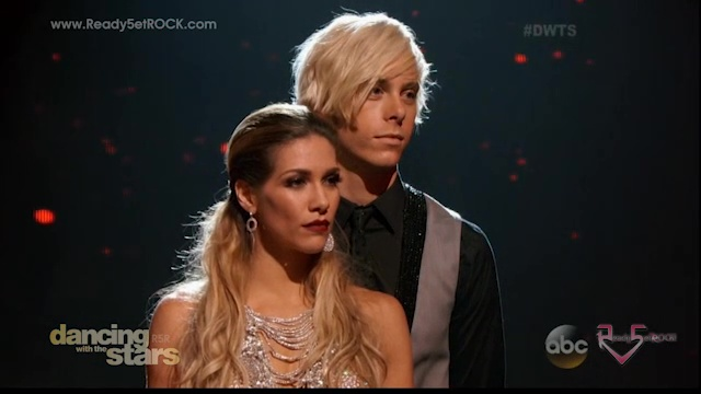Dancing with the Stars Season 20 - Riker and Allison - Week 8 Results