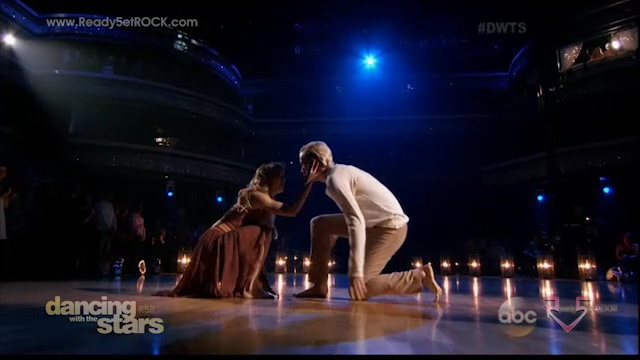 Dancing with the Stars Season 20 - Riker and Allison - Week 9