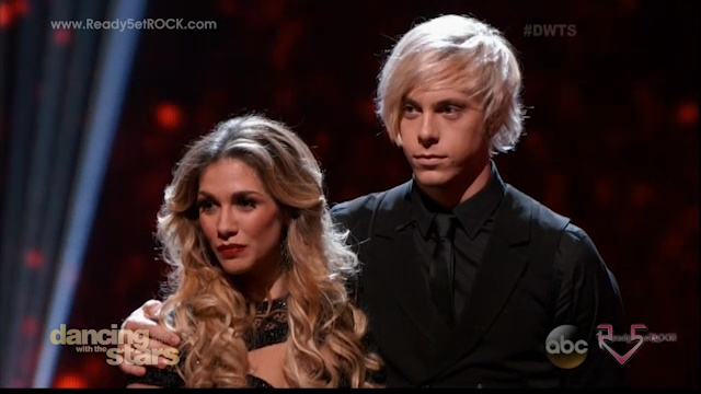 Dancing with the Stars Season 20 - Riker and Allison - Week 9 Results