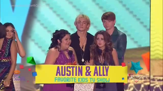 Nickelodeon Kid's Choice Awards 2015 Clips