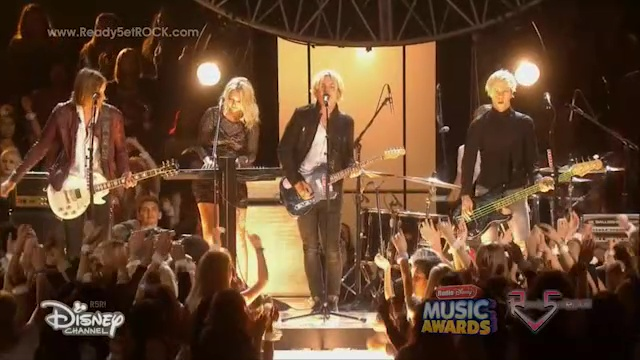 2015 Radio Disney Music Awards - R5